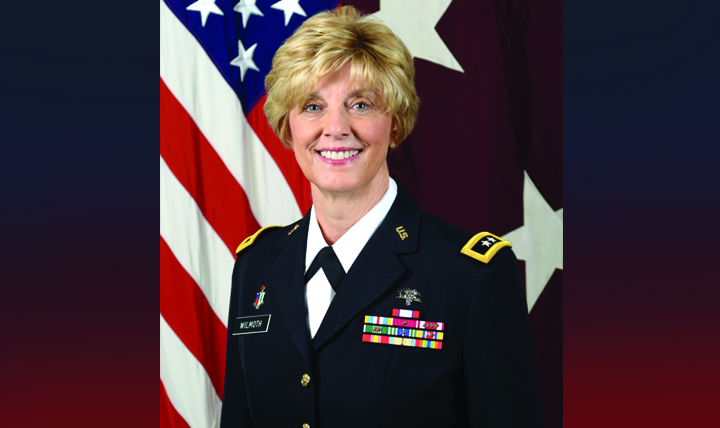 Margaret Wilmouth enjoyed a long military career where she reached the rank of major general and deputy surgeon general for the U.S. Army Reserve, the first nurse and woman in this role.