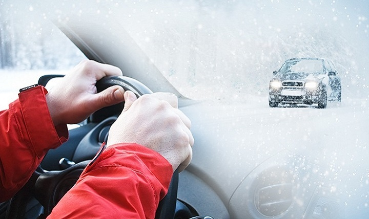 Winter defensive driving is more than just maintaining control on snowy, icy roads. It begins long before you get into your car, buckle your seat belt or start your engine.