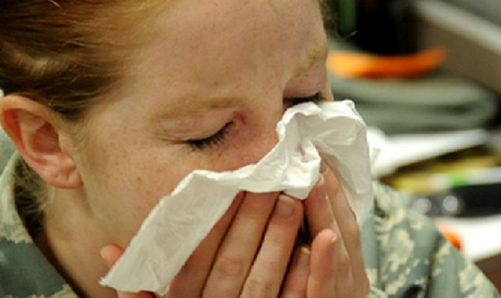 Antibiotics should only be used to treat bacterial infections, not viral infections as they will not work against upper respiratory illnesses caused by viruses. (U.S. Air Force photo by Airman 1st Class Kenna Jackson)